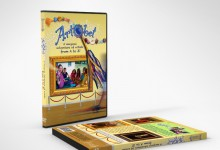 Artobet DVD packagin