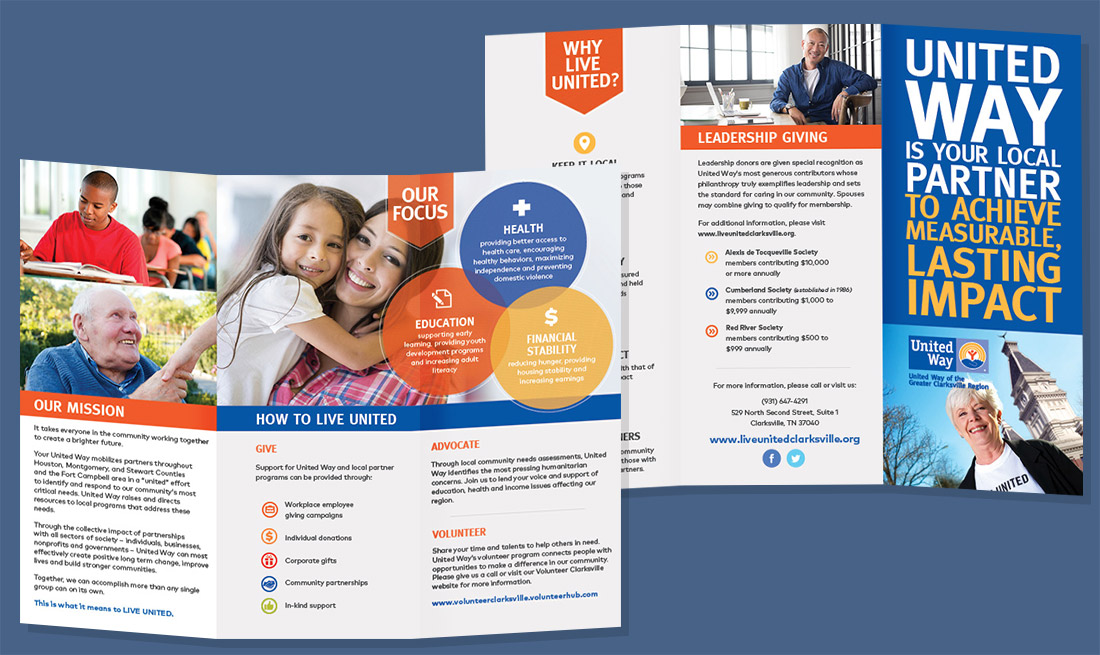 brochure - United Way