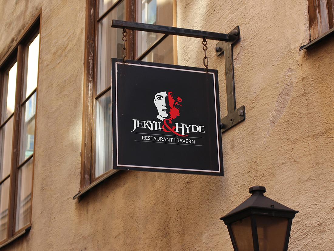03 J&H - Vintage Sign