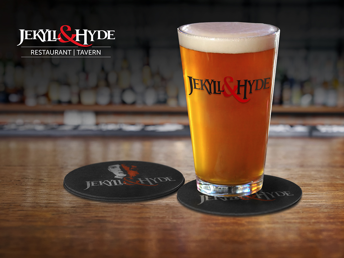 04 J&H - Beer Glass - Coasters