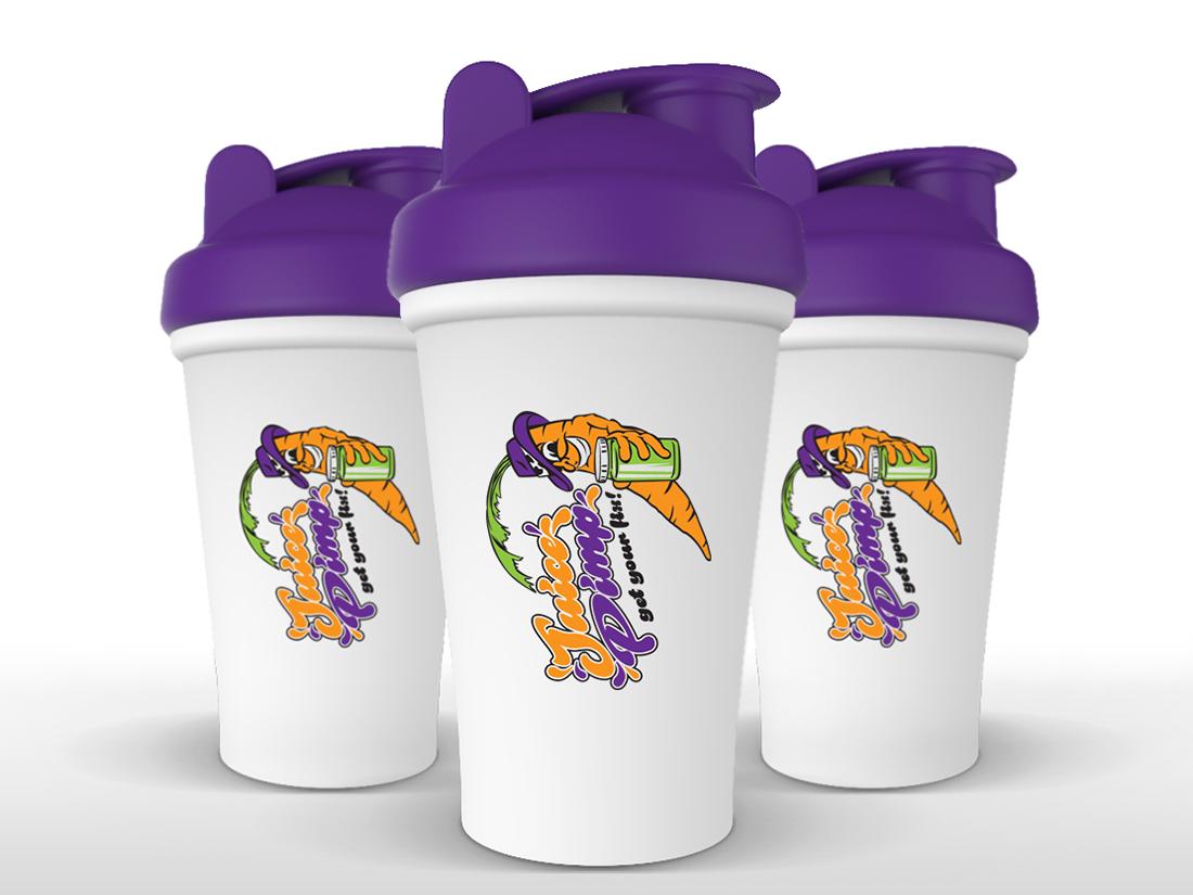 Juice Pimp - juice shaker