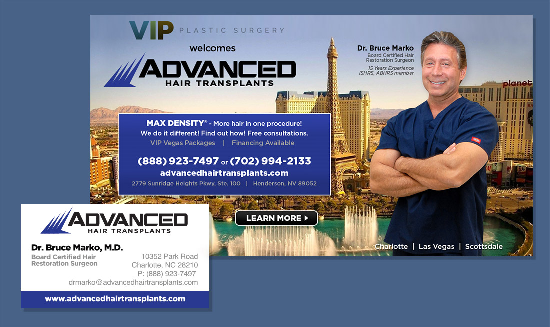 marketing items - Advanced Hair Transplants